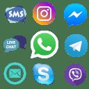 CRM Omnichannel Multiusuário com Chatbot 24h | MultiSAC 1